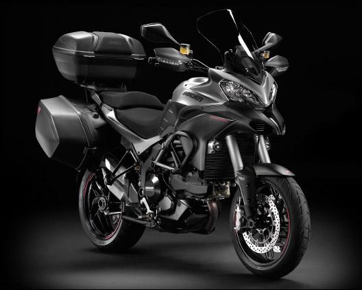 Ducati Multistrada 1200 S Gran Turismo