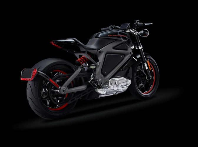 Harley-Davidson goes electric – Project Livewire