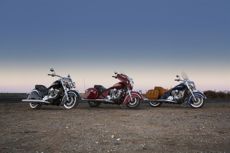 Introducing New Indian Motorcycle Dealerships