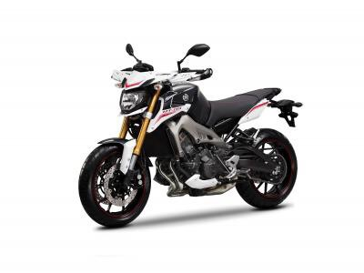 MT-09 Street Rally released