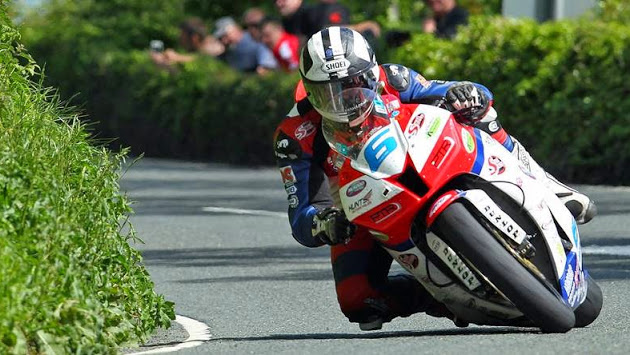 Keep up to date on all things TT 2015
