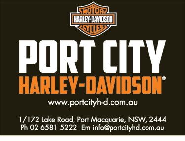 Port Macquarie welcomes HOGs as brand new Harley-Davidson dealership opens the doors