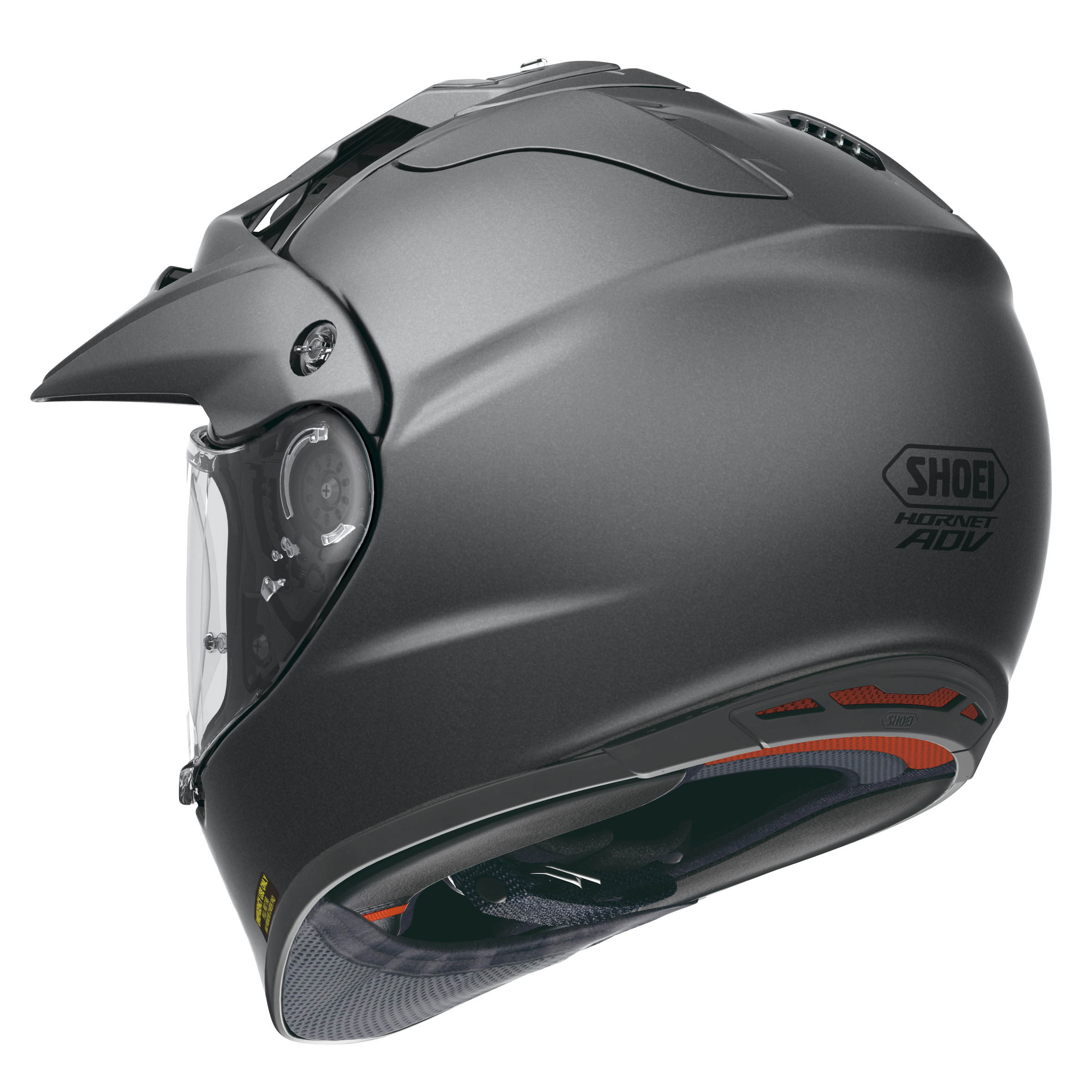 shoei-hornet_adv-solids-mattdeepgrey-rear