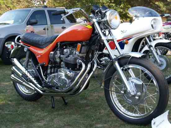 Walcha Vintage Motorcycle Touring Trophy for fun