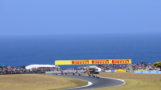 Green light in Australia for the MOTUL FIM Superbike World Championship with Pirelli as Official Sole Tyre Supplier