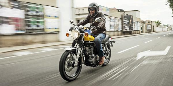 60th Anniversary Edition Yamaha SR400 Released