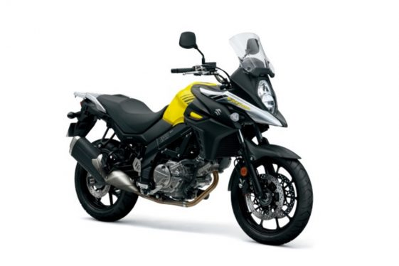 Simply more V-Strom – new 650 and 650XT unveiled at Intermot