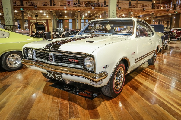 Australian made makes history at the 2016 Motorclassica