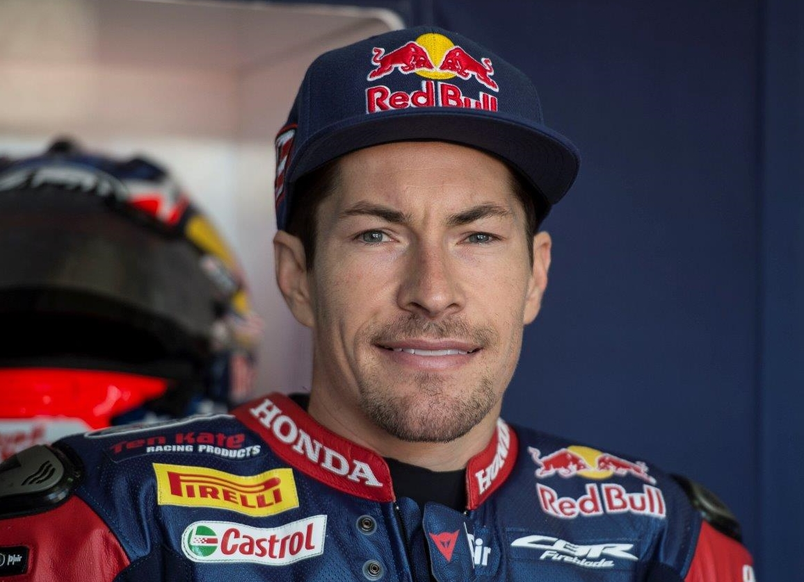 Nicky Hayden..a true champion of a man