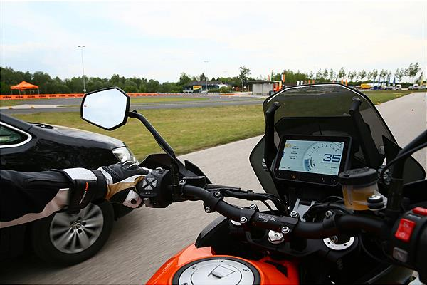 KTM – committed to motorcycle safety