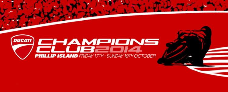 MotoGP Champions Club by Ducati – Australian MotoGP