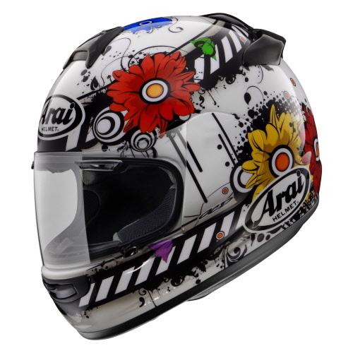 New Arai Vector II helmet
