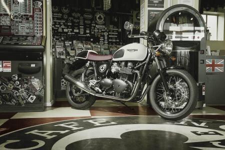 Triumph Thruxton Ace – Special Edition