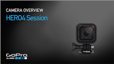 GoPro Launches HERO4 Session: the Smallest, Lightest and Most Convenient GoPro, Yet