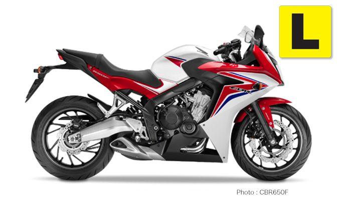 Honda's 650 lands LAMS approval
