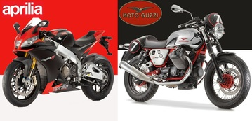 Piaggio Group, John Sample Automotive & PS Importers transfer Moto Guzzi and Aprilia distribution for Australia