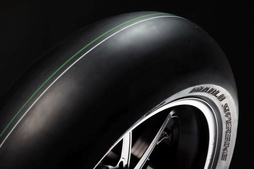 Pirelli DIABLO Superbike – first place in racing slick tyre
