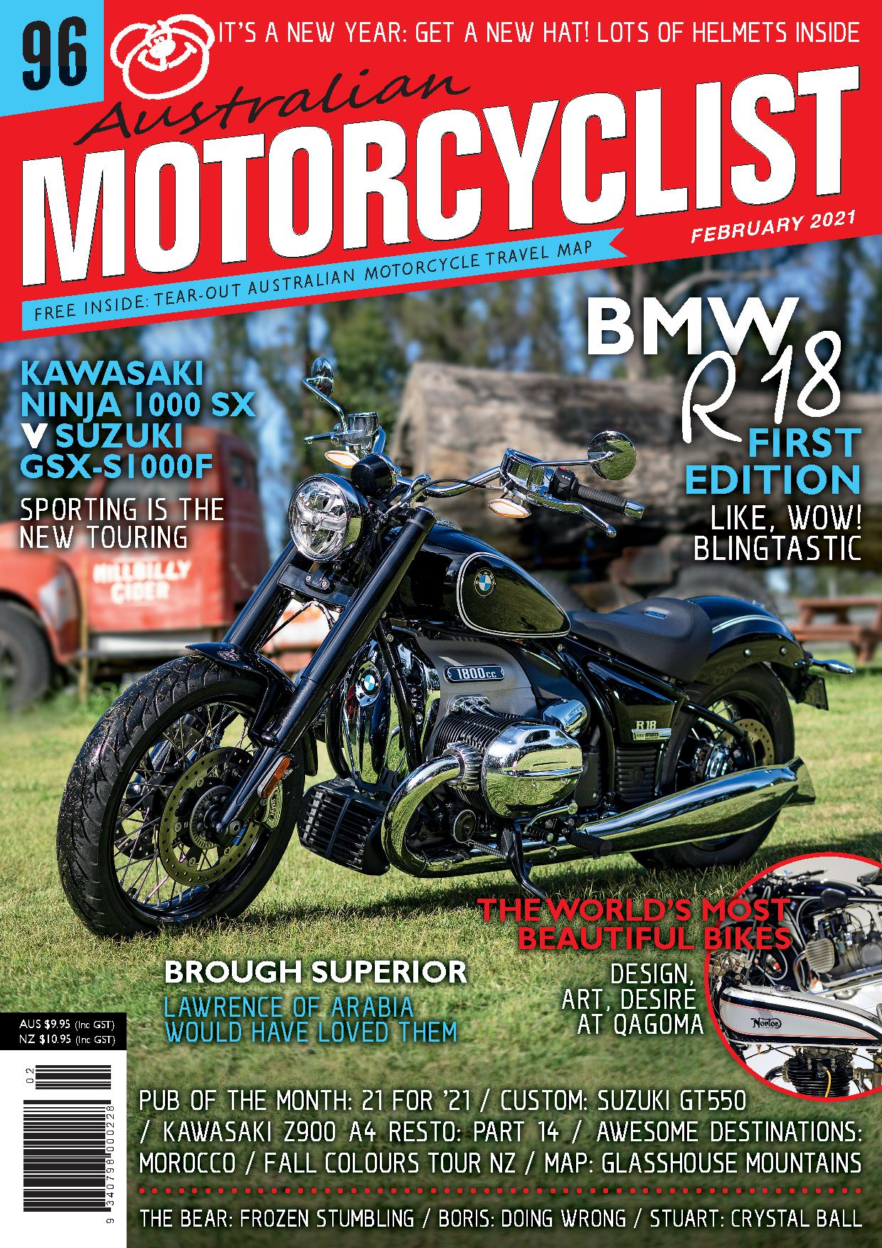 AMM 96 cover